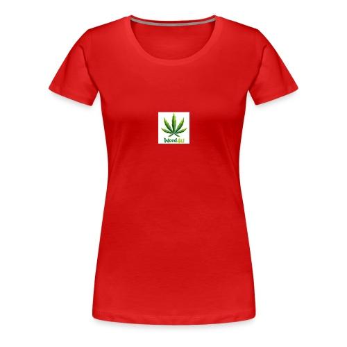 Canna sucre - T-shirt Premium Femme