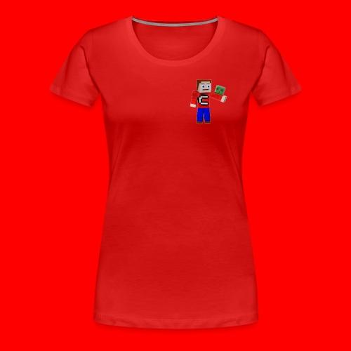 Official COOLKILLER T-Shirts - Women's Premium T-Shirt