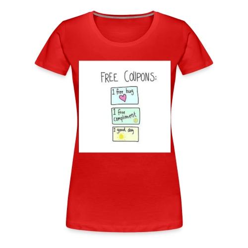 njiuhhr jpg - Frauen Premium T-Shirt