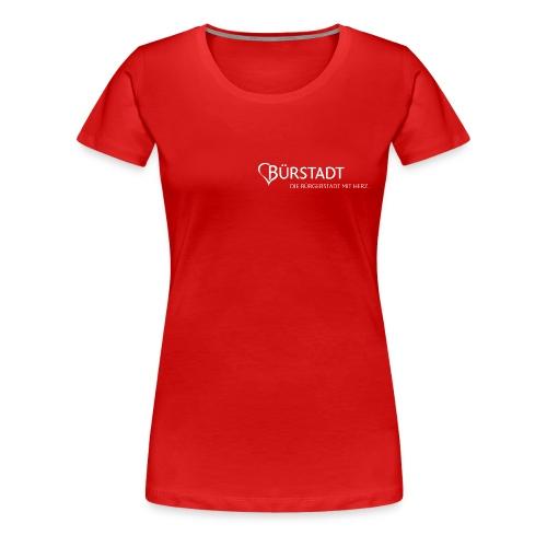 Claim Weiß - Frauen Premium T-Shirt