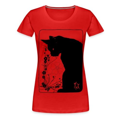 Cat McKoy - Camiseta premium mujer