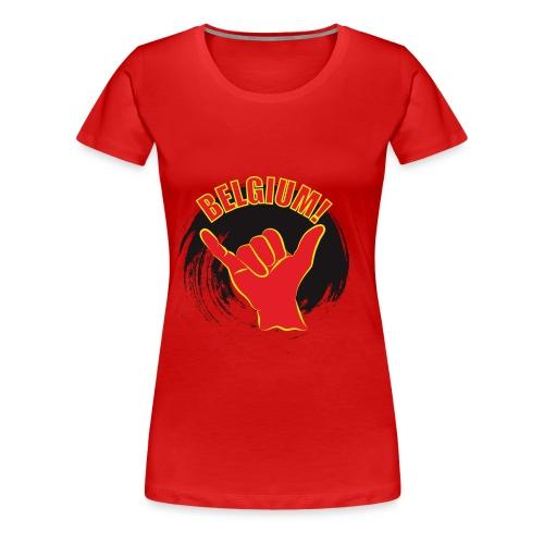 BelgiumLoose - Vrouwen Premium T-shirt