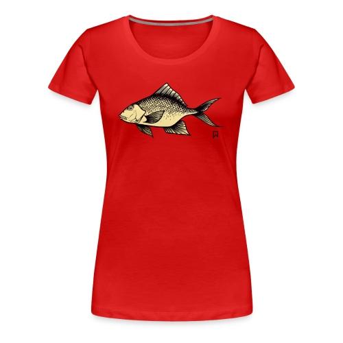 pesce - Maglietta Premium da donna