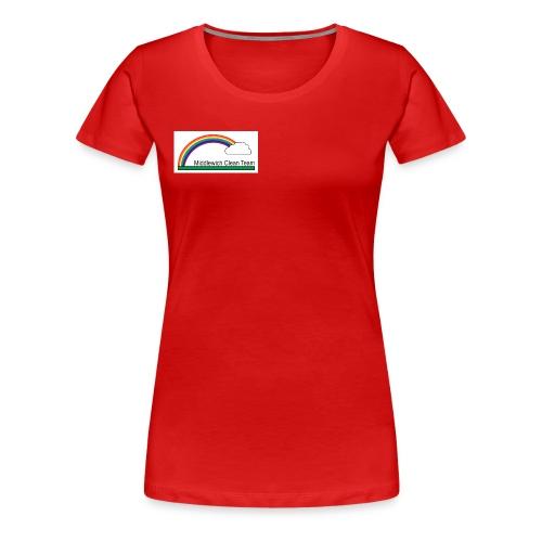 mctlogosml - Women's Premium T-Shirt