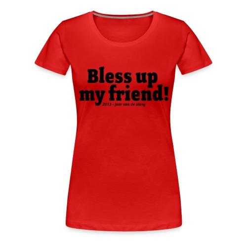 Jaar van de Slang - Vrouwen Premium T-shirt