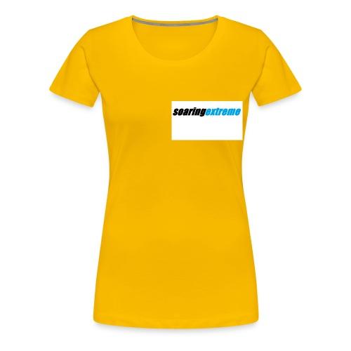 soaring extreme youtube - Frauen Premium T-Shirt