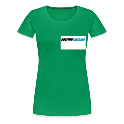 soaring extreme youtube - Frauen Premium T-Shirt