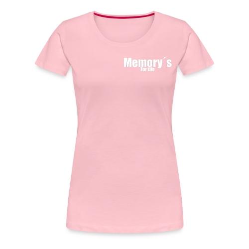 Memory´s s - Women's Premium T-Shirt