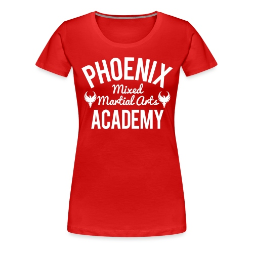retrophoenixmma - Women's Premium T-Shirt