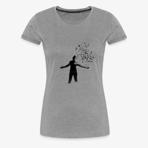 Coming apart. - Women's Premium T-Shirt