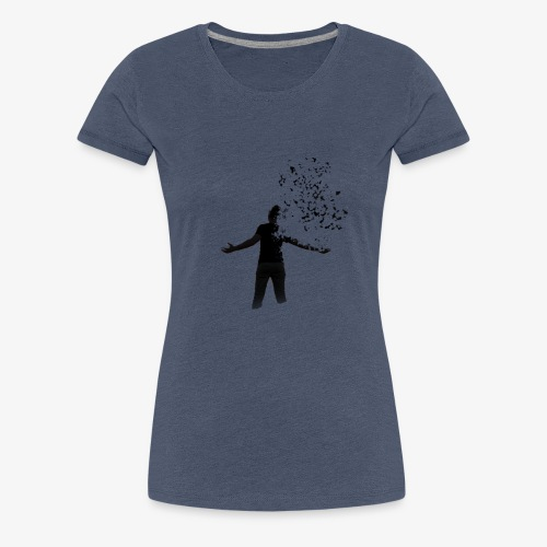 Coming apart. - Women's Premium T-Shirt