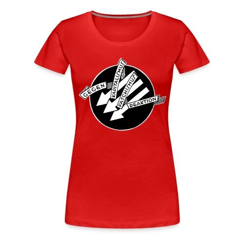 pfeile - Frauen Premium T-Shirt