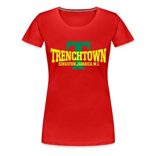 Trenchtown - T-shirt Premium Femme