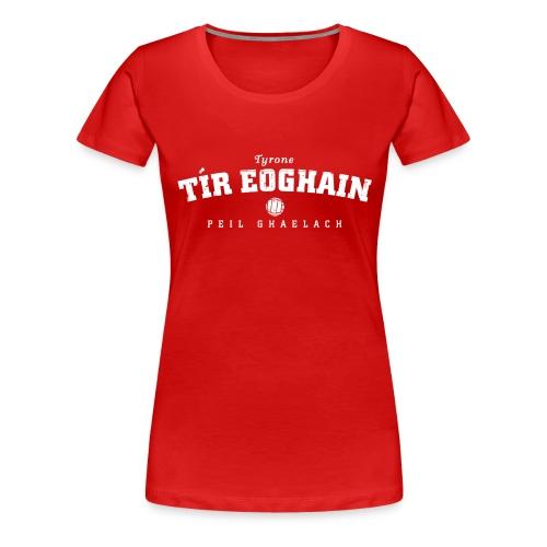 tyrone vintage - Women's Premium T-Shirt