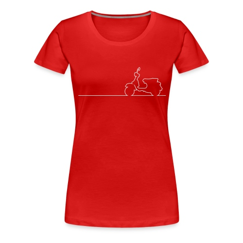 PX - Frauen Premium T-Shirt