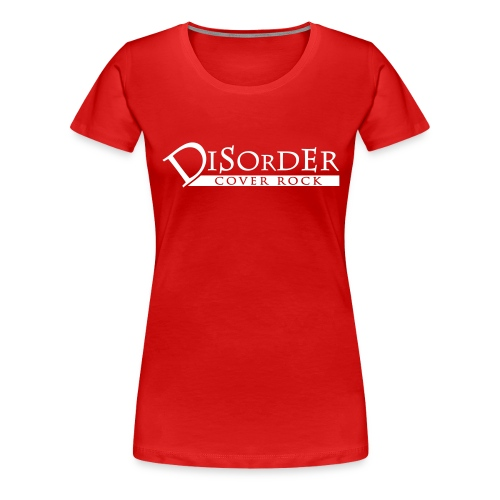 disorder shirt keineurl - Frauen Premium T-Shirt