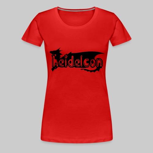 heidelcon - Frauen Premium T-Shirt