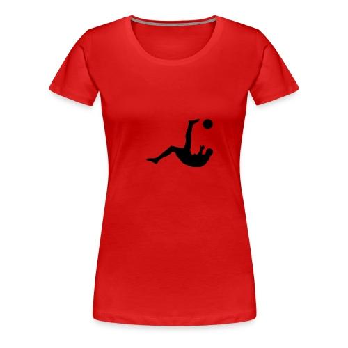 Rovesciata - Maglietta Premium da donna