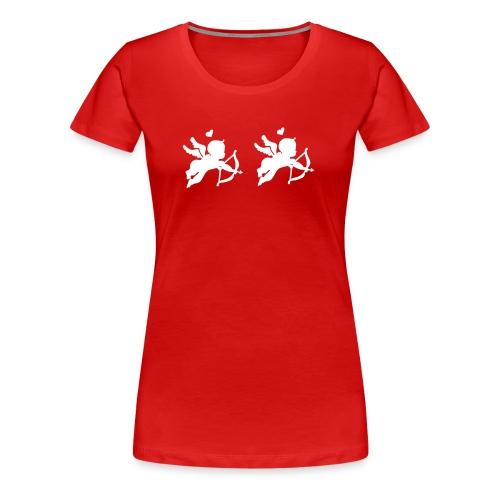 Engelchen - Frauen Premium T-Shirt