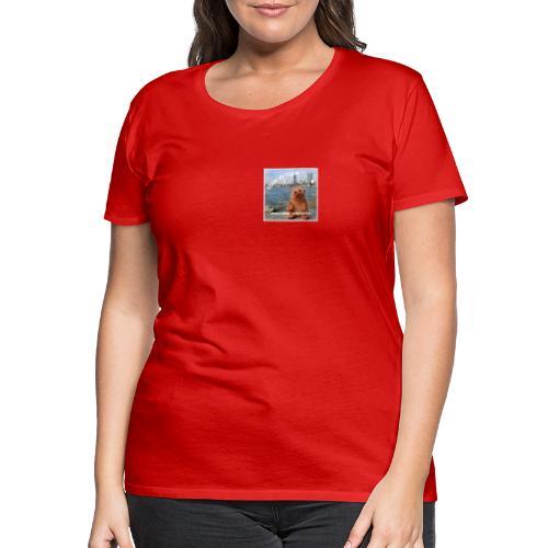 EDDY - Vienna calling - Frauen Premium T-Shirt