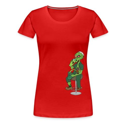 St. Patrick - Women's Premium T-Shirt