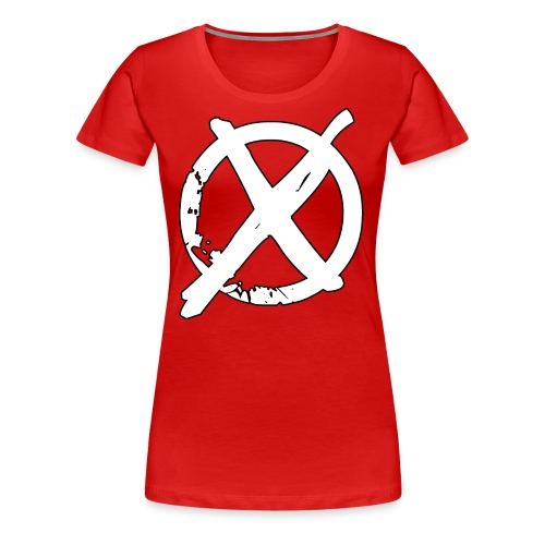 Tony Cole - Modern Straight Edge - Women's Premium T-Shirt