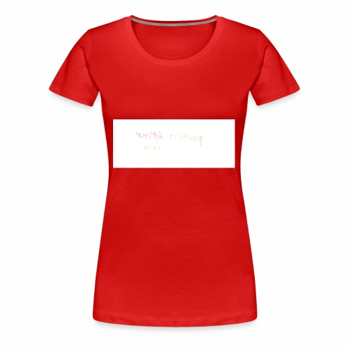 Immagine - Maglietta Premium da donna