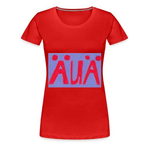 AeuAe - Frauen Premium T-Shirt