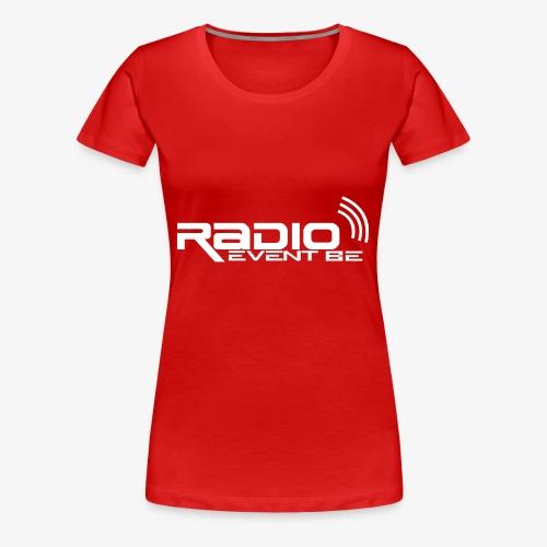 Radio EVENTBE blank - T-shirt Premium Femme