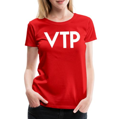 VTP Logo - Vrouwen Premium T-shirt