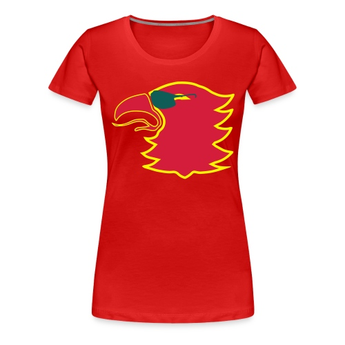 Liekki - Naisten premium t-paita