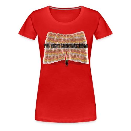 For mange skumfiduser - Dame premium T-shirt