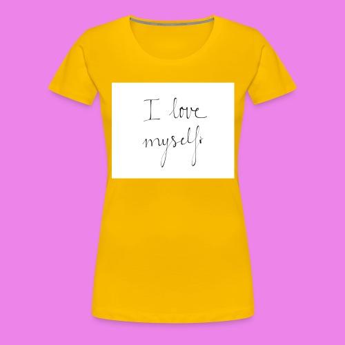 tumblr nhfkg479nQ1u66e4no1 1280 - Women's Premium T-Shirt