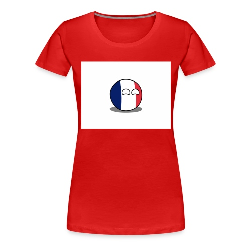 France Simple - T-shirt Premium Femme