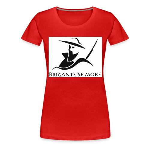 Briganti - Maglietta Premium da donna
