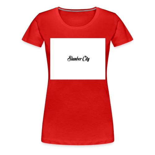 Slumber City - Women's Premium T-Shirt