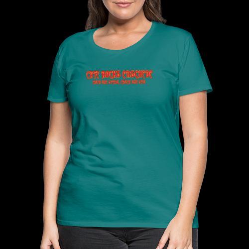 Tom Saw Your... - Vrouwen Premium T-shirt