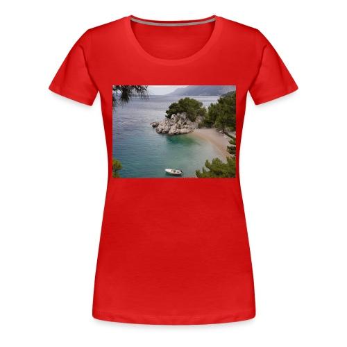 IMG 20180628 WA0008 Loveit - Frauen Premium T-Shirt
