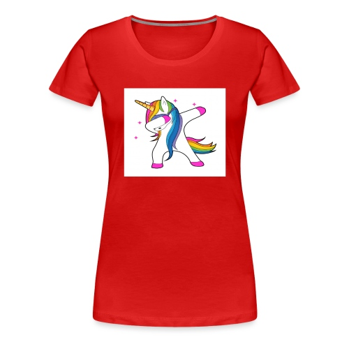 Einhorn 3 - Frauen Premium T-Shirt