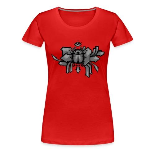 Scarab - Premium T-skjorte for kvinner