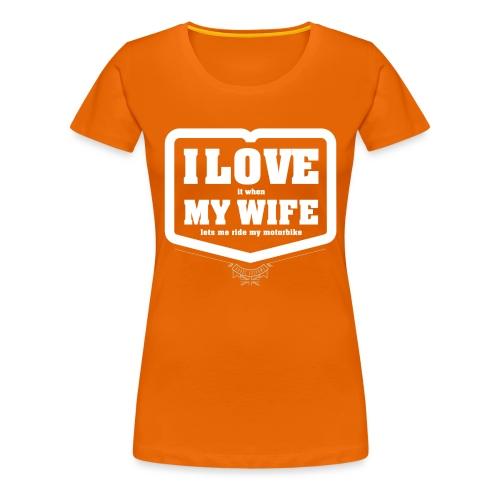 Kabes Valentine - Women's Premium T-Shirt