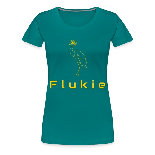 Original on Transparent - Women's Premium T-Shirt