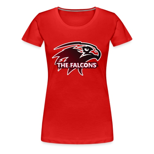The falcons - Premium T-skjorte for kvinner
