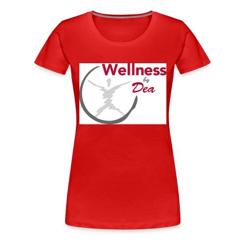 Wellness By Dea Vattenflaska - Premium-T-shirt dam