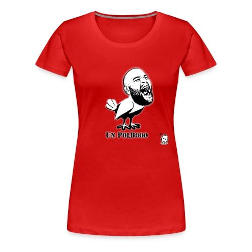 Motivo Poldo - Maglietta Premium da donna