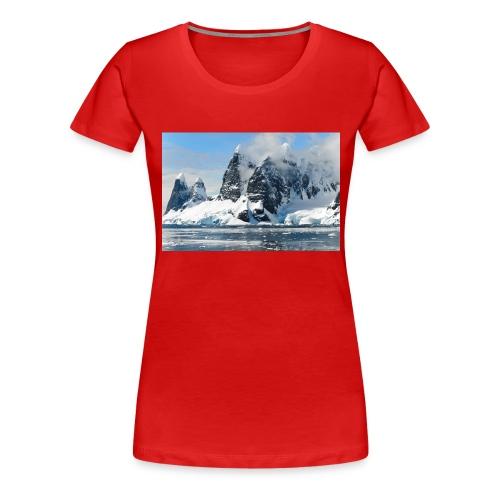 Uwes Networkt Shop - Frauen Premium T-Shirt
