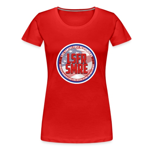ADMIN CAP - Women's Premium T-Shirt