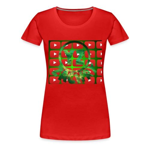 YZ-Muismatjee - Vrouwen Premium T-shirt