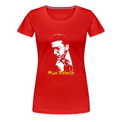 Matoub lounes le rebelle inoostore - T-shirt Premium Femme