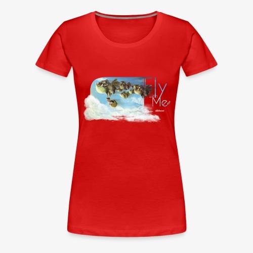 Dragon - Camiseta premium mujer